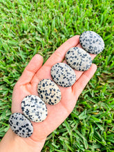 Load image into Gallery viewer, Dalmatian Palm Stone Gemstone-Magic Crystals