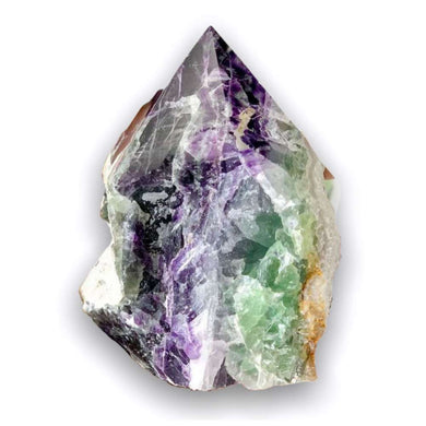 Looking for Fluorite crystal points? Shop at Magic Crystals for Fluorite Polished Point, Fluorite Stone, Purple Fluorite Point, Stone Point, Crystal Point, Fluorite Tower, Power Point at Magic Crystals. Natural Fluorite Gemstone for INTUITION, PROTECTION, INTELLECT. Magiccrystals.com offers the best quality gemstones.