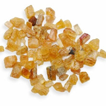 Load image into Gallery viewer, Looking for Imperial Topaz - Golden Topaz - Raw stone - Terminated Crystal - Jewelry Making Supplies - Ouro Preto, Minas Gerais, Brazil at MAGIC CRYSTALS. Shop genuine quality grade A Topaz.