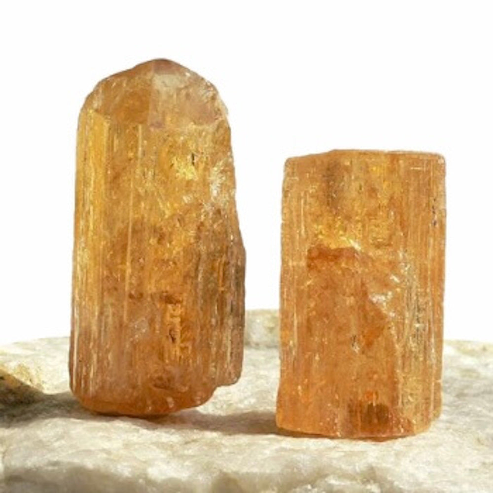 Looking for Imperial Topaz - Golden Topaz - Raw stone - Terminated Crystal - Jewelry Making Supplies - Ouro Preto, Minas Gerais, Brazil at MAGIC CRYSTALS. Shop genuine quality grade A Topaz.