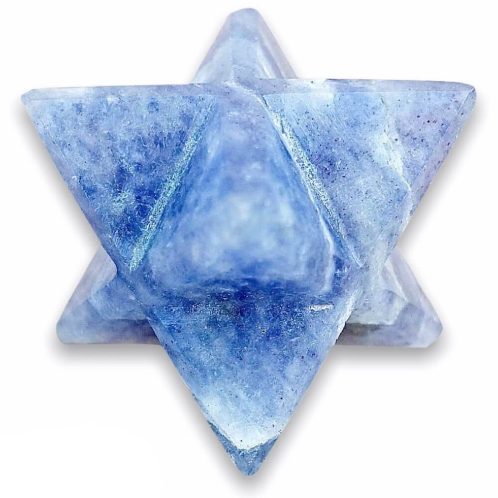 Merkaba Healing Crystals are known for activation of the Light Body merged with the Physical Body in Awakening deep Spiritual Transformation. Shop for Iolite Stone Crystal Merkaba - Sacred Geometry Star at Magic Crystals. Magiccrystals.com has Merkaba Necklace, gemstone Merkabahs, and Sacred Geometry sets