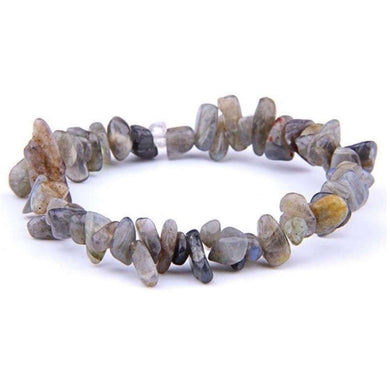 Larvikite Labradorite Raw Bracelet,Labradorite Jewelry, Magic Crystals
