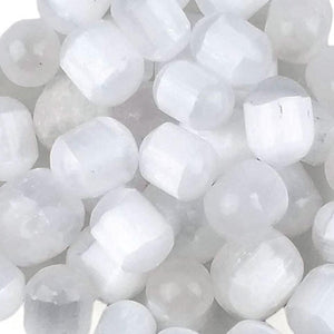 Selenite Tumbled Stone - Magic Crystals