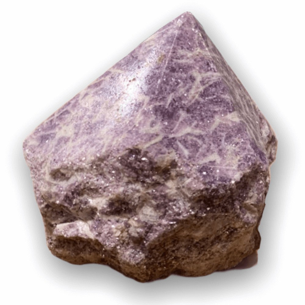 Looking for Lepidolite crystal points? Shop at Magic Crystals for Lepidolite Polished Point, Lepidolite Stone, Lepidolite Point, Stone Point, Crystal Point, Lepidolite Tower, Power Point at Magic Crystals. Natural Lepidolite Gemstone for OPTIMISM AND BALANCE Magiccrystals.com offers the best quality gemstones.