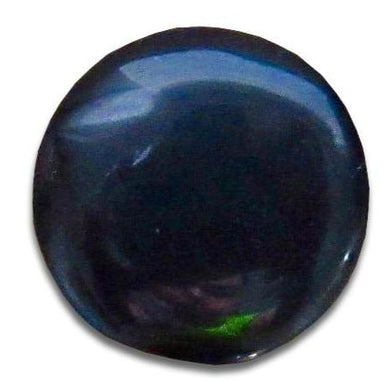 Black Tourmaline Disc Stone-Disc Stones-Magic Crystals