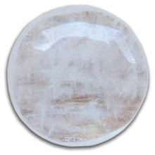Load image into Gallery viewer, Clear Quartz Disc Stone-Disc Stones-Magic Crystals