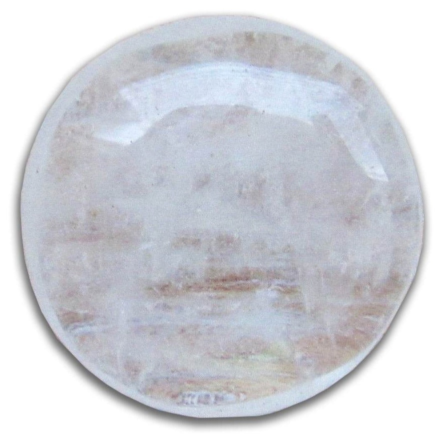 Clear Quartz Disc Stone-Disc Stones-Magic Crystals