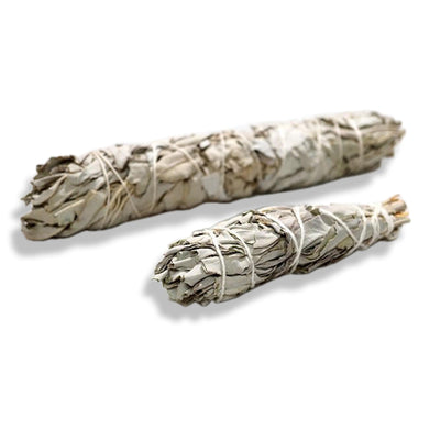 White Sage Smudge Sticks-AROMATHERAPY-Magic Crystals