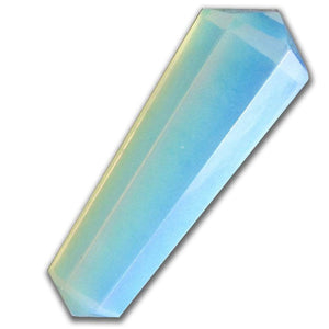 Opalite Double Point-Double Point Stone-Magic Crystals