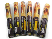 Load image into Gallery viewer, Bharat Darshan Incense Sticks, 120 Count-AROMATHERAPY-Magic Crystals