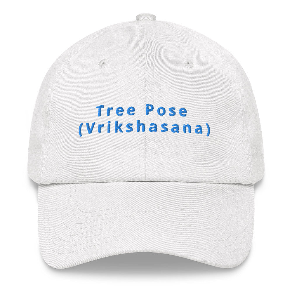 Tree Pose - Hat