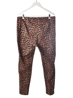 Leggings i Leopardprint fra H&M