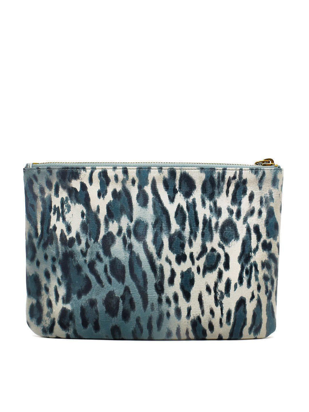 Clutch i Leopardprint
