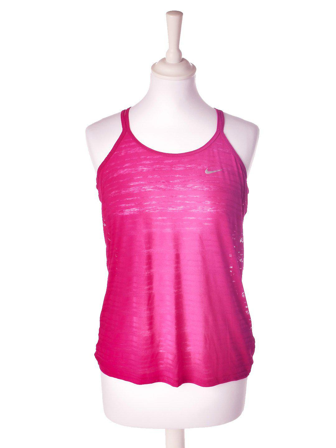Pink Sports Top fra NIKE