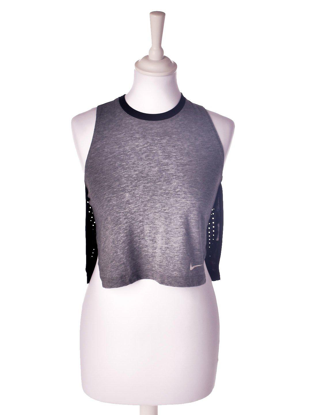 Cropped Sports Top fra NIKE