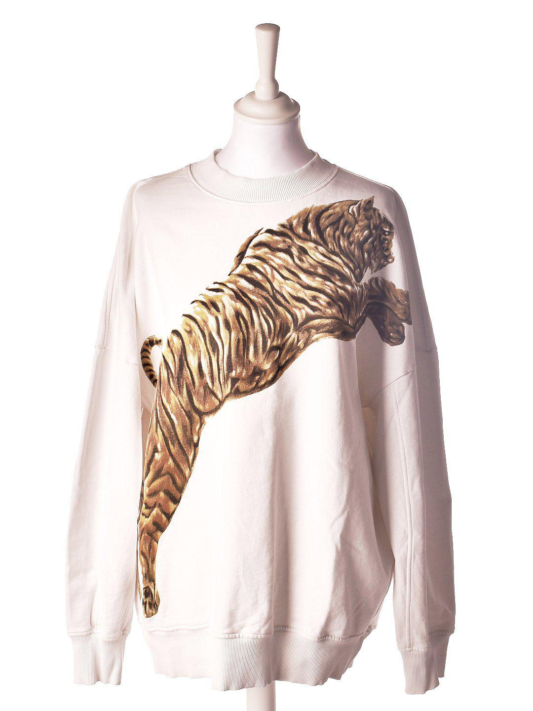 Sweat Shirt med Tiger Print fra & Other Stories