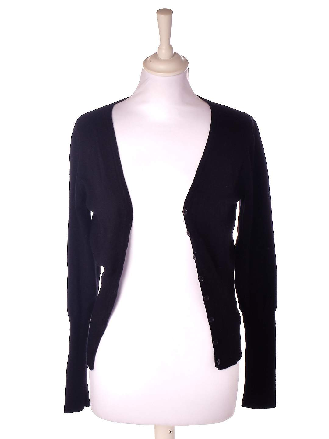 Sort Cardigan fra Saint Tropez