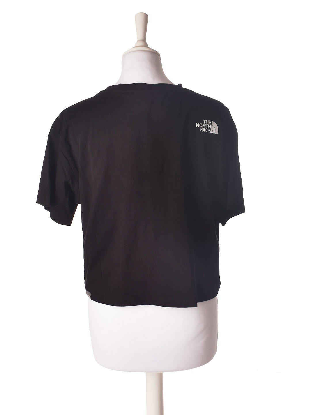 Cropped T-Shirt fra The North Face