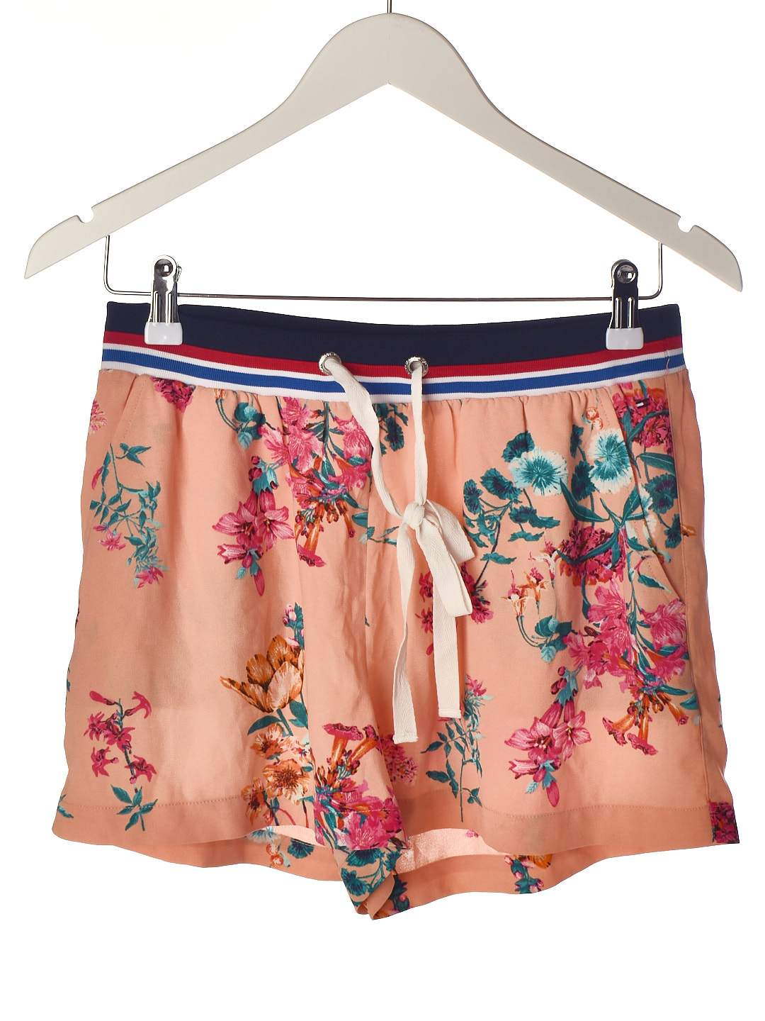 Super Fede Blomstret Shorts