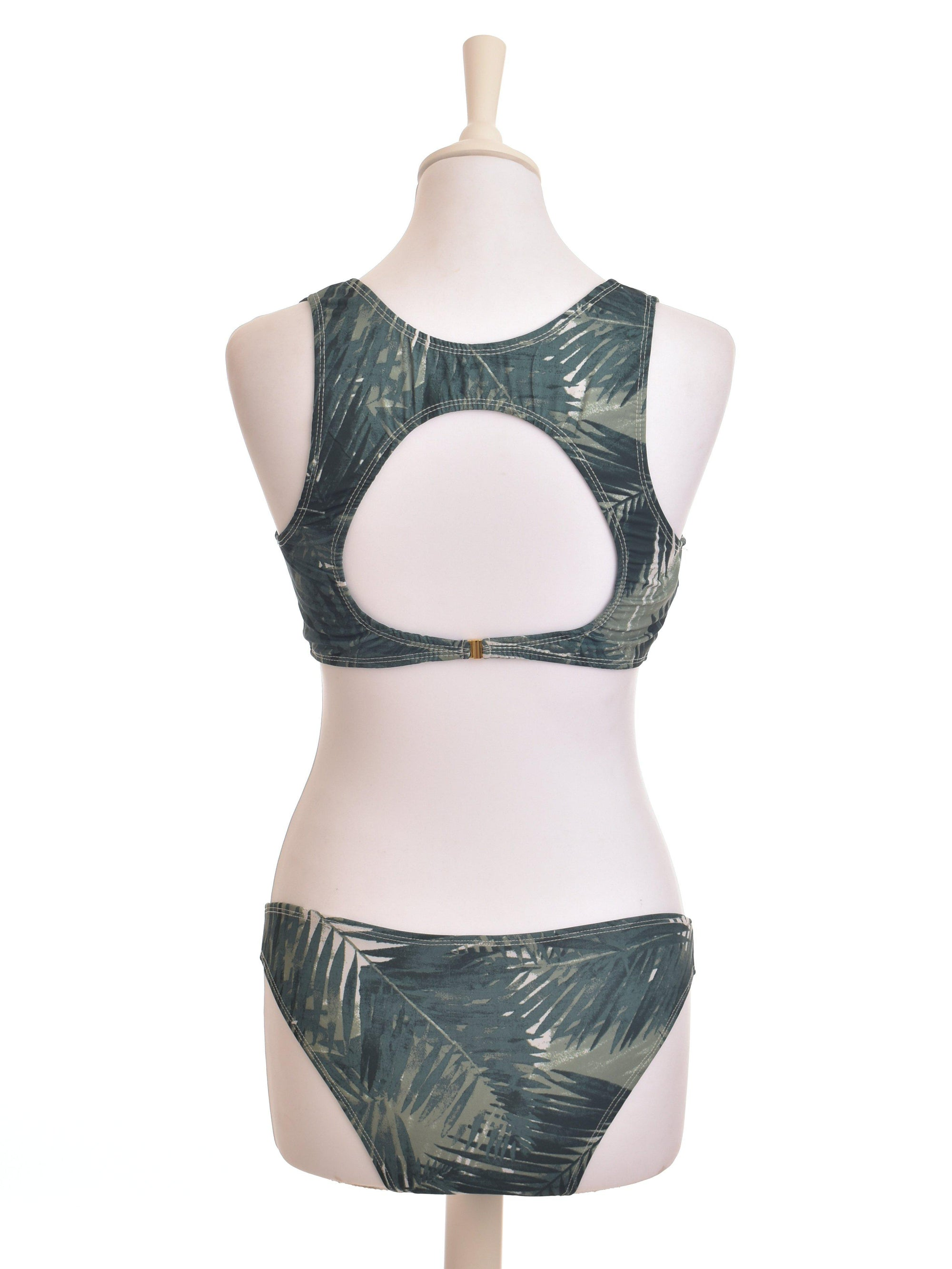 Bikini i Palmeprint fra Underprotection
