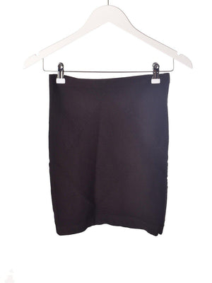 Sort Mini Skirt fra Vero Moda