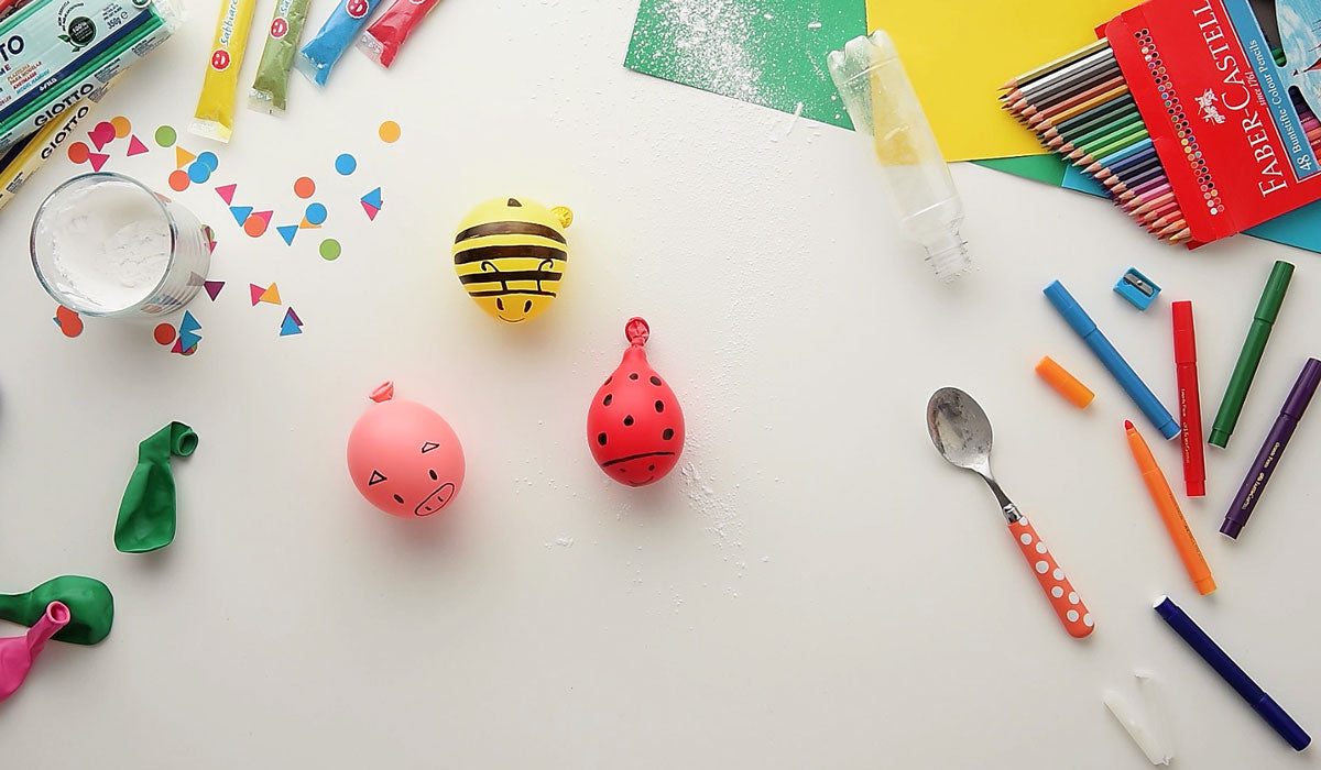 Tutorial - Palloncini Squishy DIY