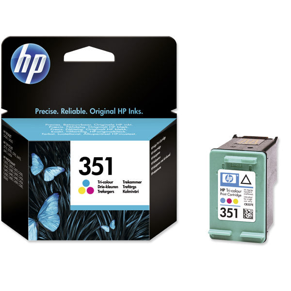 Cartuccia HP 351 Tri-Color