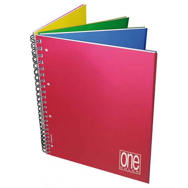 Quaderno Maxi A4 One Color G80 1 Rigo 4X4 Ff120 Copertina Ppl