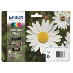 Cartucce Epson 18Xl 4 Col. T18164010