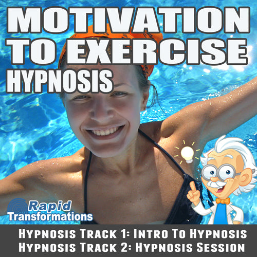 Motivation To Exercise Hypnosis MP3 Download