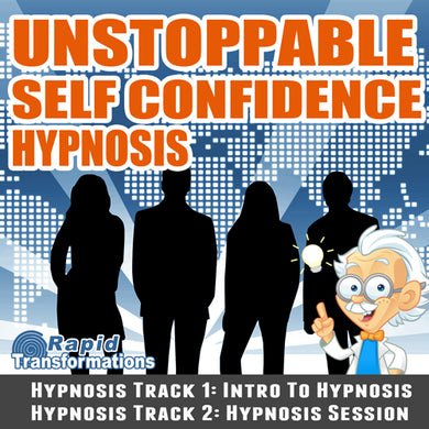 Unstoppable Self Confidence Hypnosis MP3 Download