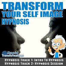 Load image into Gallery viewer, Transform Your Self Image Hypnosis MP3 Download