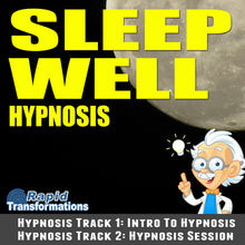 Load image into Gallery viewer, Sleep Well Hypnosis MP3 Download