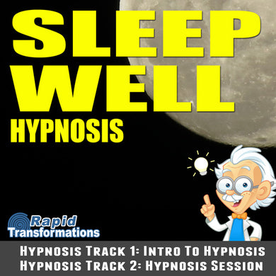Sleep Well Hypnosis MP3 Download