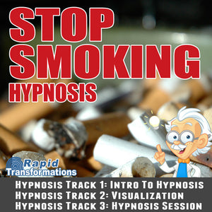 Stop Smoking Hypnosis MP3 Download