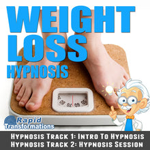 Load image into Gallery viewer, Weight Loss Hypnosis MP3 Download