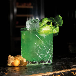 Basil Moonshine Smash