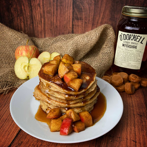 Recipe - Sticky Toffee Moonshine Syrup