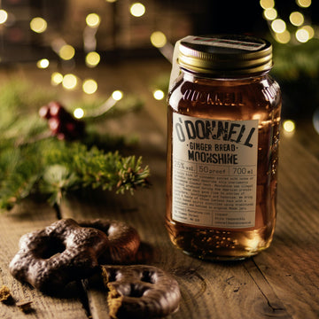 O'Donnell Moonshine - Gingerbread