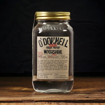 O'Donnell Moonshine - High High Proof