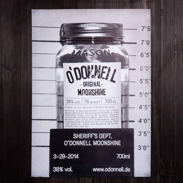 O'Donnell Moonshine - Poster A2