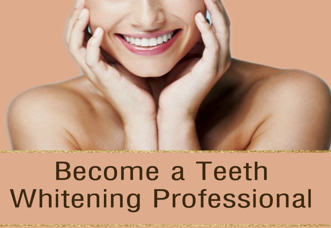 Teeth Whitening Training