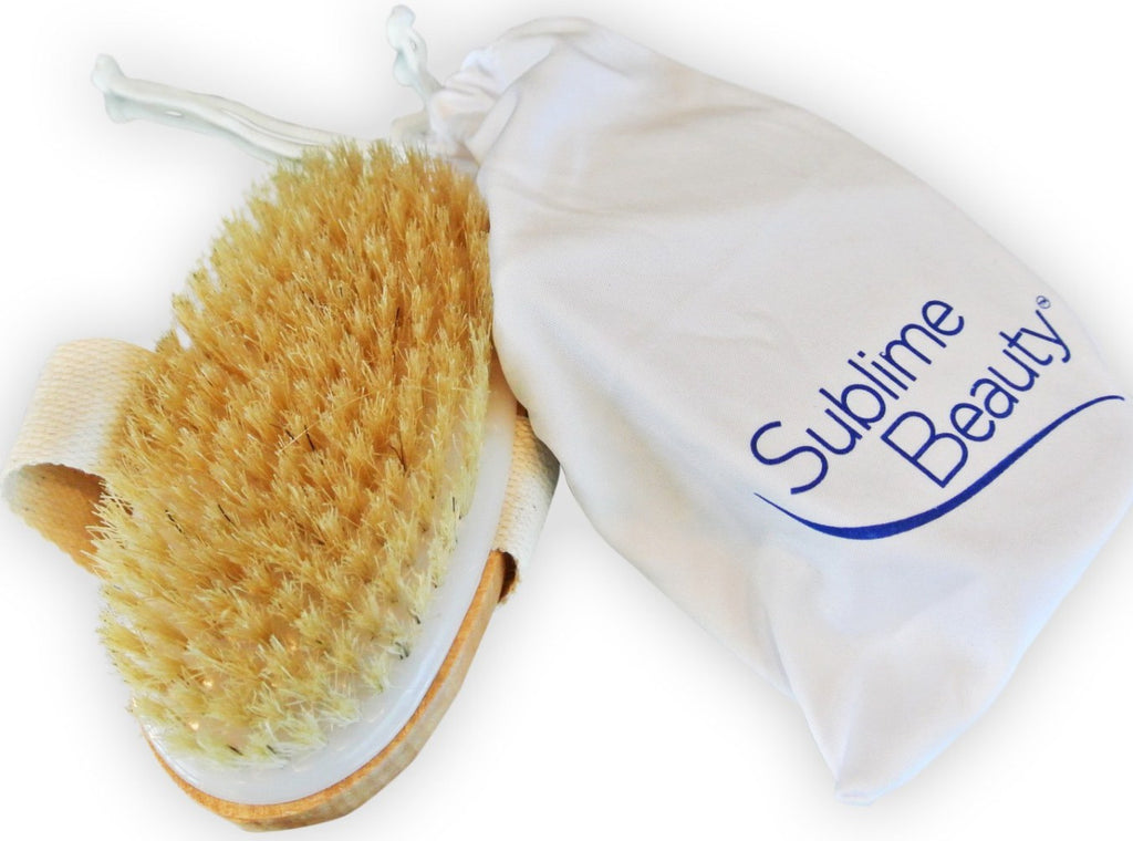 Skin Brush | Portable with Pouch
