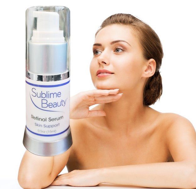 Retinol Serum with Vitamin C