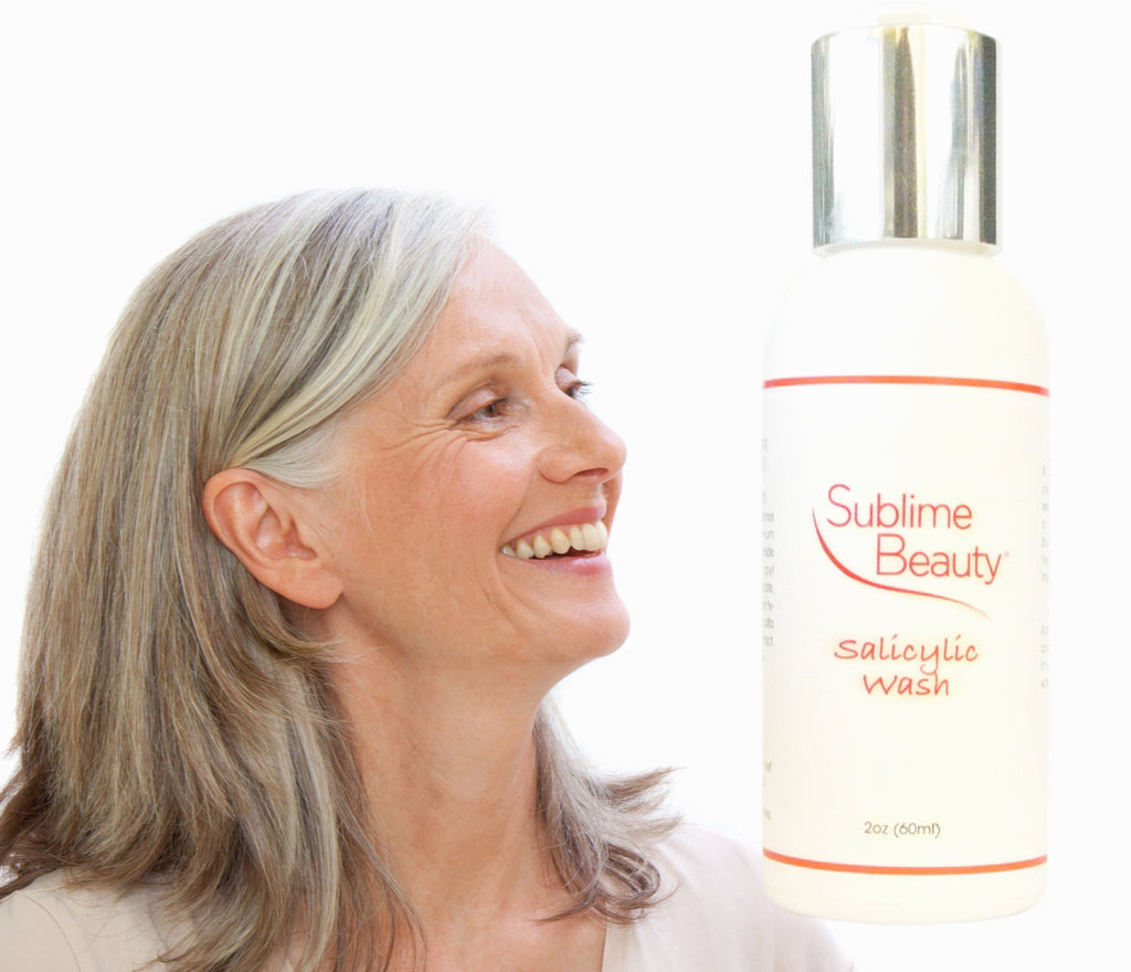 Sublime Beauty® Salicylic Wash
