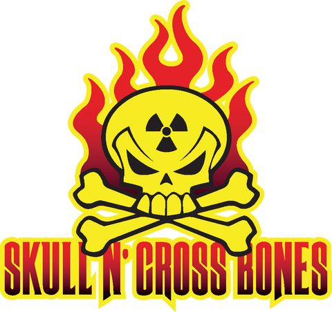 Skull N' Cross Bones  (No Mercy)