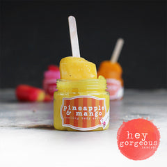Pineapple & Mango Cooling Body Sorbet - Hey Gorgeous