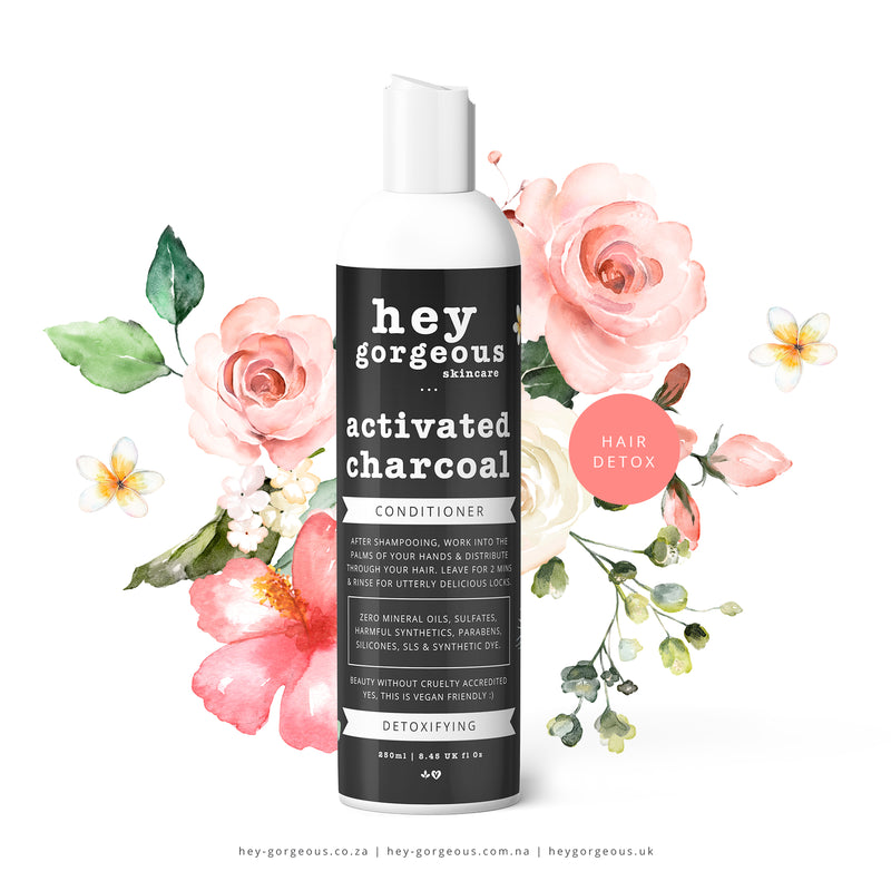 Activated Charcoal Conditioner