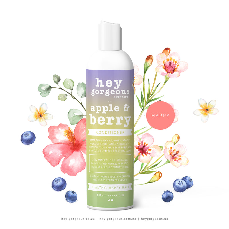 Apple & Berry Conditioner