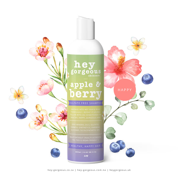 Apple & Berry Shampoo